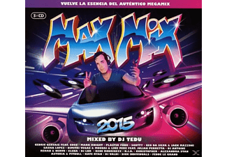 VARIOUS - Max Mix 2015 [CD]