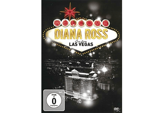 Diana Ross - Live From Las Vegas - (DVD)