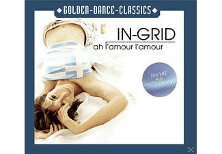In-Grid - Ah L amour L amour - (Maxi Single CD)