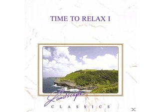 VARIOUS - Time To Relax I - (CD)
