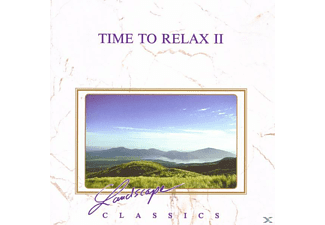 VARIOUS - Time To Relax Ii - (CD)