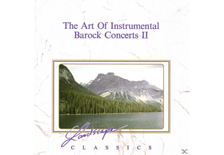 VARIOUS - The Art Of Instrumental-Barock Concerts 2 - (CD)