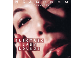 VARIOUS - electric ladylounge - (CD)