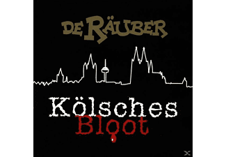De Räuber - Kölsches Bloot - (CD)