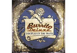 Burrito Deluxe - Disciples Of The Truth - (CD)