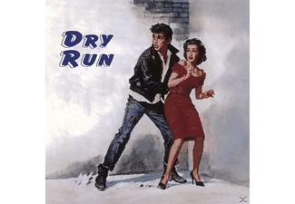 VARIOUS - Dry Run - (CD)