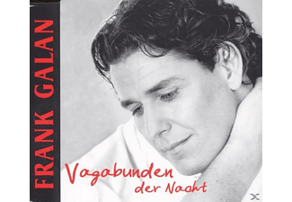 Frank Galan - VAGABUNDEN DER NACHT - (Maxi Single CD)