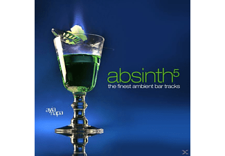 VARIOUS - Absinth 5 - (CD)