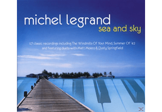 Michael Legr - Sea And Sky - (CD)