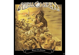 Helloween - Walls Of Jericho (Bonus Track Edt.) - (CD)