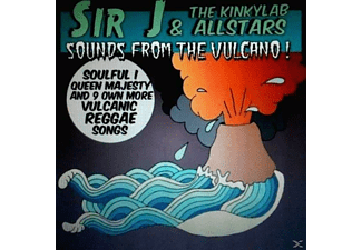 Sir J & The Kinky Lab Allstars - Sounds From The Vulcano [Vinyl]