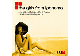 VARIOUS - The Girls From Ipanema (My Jazz) [CD]