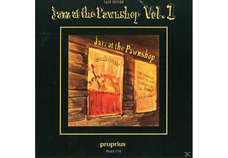 Rie - JAZZ AT THE PAWNSHOP VOL.1 - (CD)