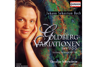 Christine Schornsheim - Goldberg-Variationen BWV 988 - (CD)