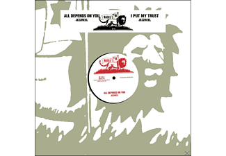 Jezzreel - All Depends On You - (Vinyl)