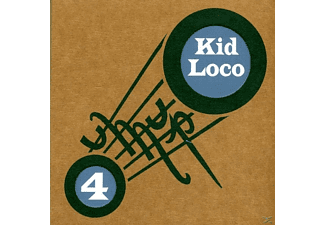 Kid Loco - OUMUPO 4 - (CD)