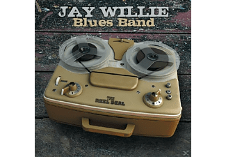 Jay Willie Blues Band - The Real Deal - (CD)