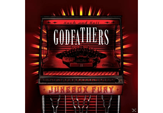 The Godfathers - Jukebox Fury - (Vinyl)