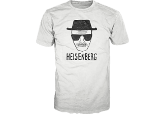 Breaking Bad - Heisenberg (Shirt M / White)