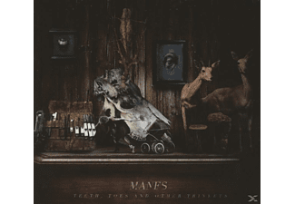 Manes - Teeth, Toes And Other Trinkets [CD]