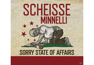 Scheisse Minnelli - Sorry State Of Affairs - (Vinyl)
