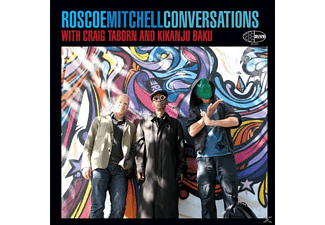 Roscoe Mitchell - Conversations With Craig Tabor - (Vinyl)