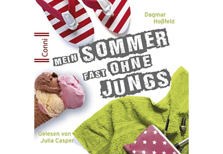 Conni (jugendroman) - Conni: Mein Sommer Fast Ohne Jungs - (CD)