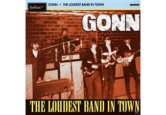 Gonn - The Loudest Band In Town (180g Edition) - (Vinyl)