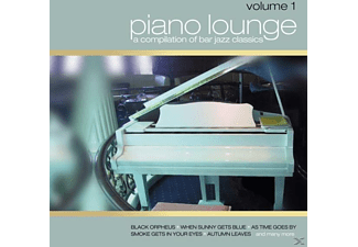 VARIOUS - Piano Lounge Vol.1 - (CD)