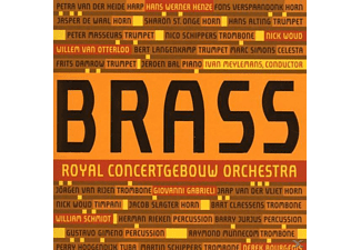 Brass Of The Royal Concertgebouw Or, Brass Of The Cgo - Brass: Royal Concertgebouw - (SACD Hybrid)