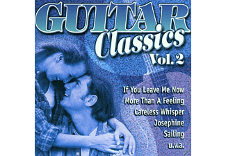 VARIOUS - Guitar Classics Vol.2 - (CD)
