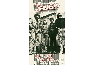 The Fugs - Don't Stop! Don't Stop! - (CD)