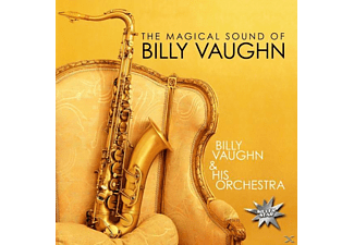 Billy Vaughn - The Magical Sound Of Billy Vaughn - (CD)