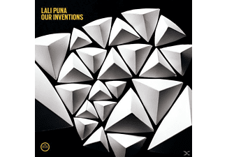 Lali Puna - Our Inventions - (LP + Download)