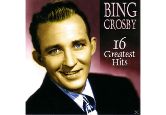 Bing Crosby - 16 Greatest Hits [CD]