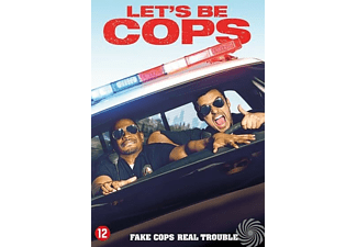 Let's Be Cops | DVD
