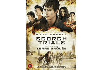 Maze Runner - Scorch Trials | DVD
