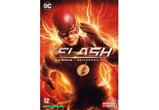 Flash - Seizoen 1-2  (comic Book) | DVD