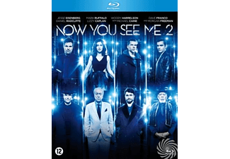 Now You See Me 2 (Steelbook) | Blu-ray