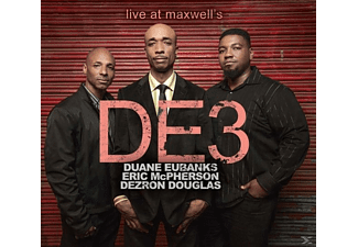 De3 - LIVE AT MAXWELL S - (CD)