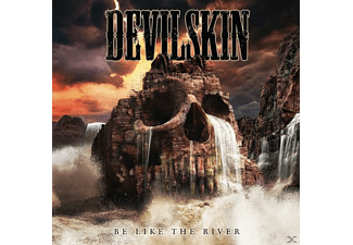 Devilskin - Be Like The River [CD]