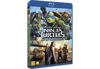 Teenage Mutant Ninja Turtles - Out of the shadows Action Blu-ray