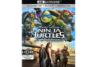 Teenage Mutant Ninja Turtles - Out of the shadows Action UMD