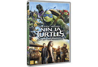 Teenage Mutant Ninja Turtles - Out of the shadows Action DVD