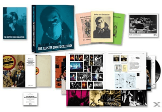 Belle and Sebastian - The Jeepster Singles Collection - (Vinyl)