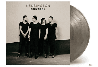 Kensington - Control (Ltd.Crystal Clear With A - (Vinyl)