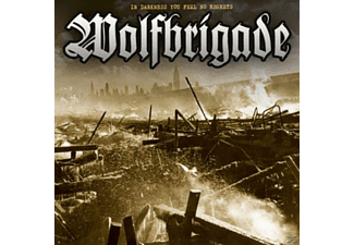 Wolfbrigade - In Darkness You Feel No Regrets [CD]