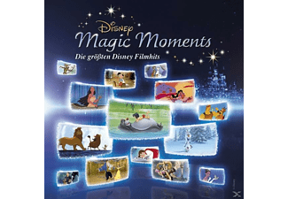 OST/VARIOUS - Disney Magic Moments-Die Größten Disney Filmhits [CD]