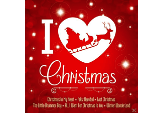 VARIOUS - I love Christmas-A wonderful Christmastime - (CD)
