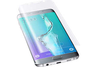 CELLULAR LINE 37193, Displayschutzfolie, Transparent, passend für Samsung Galaxy S6 Edge Plus